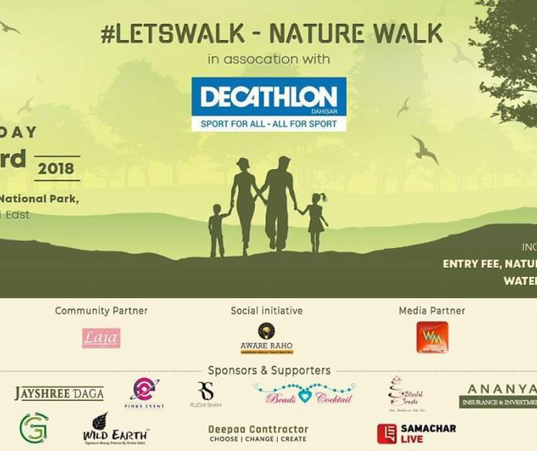 #LetsWalk- Nature Walk